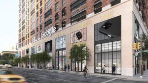 google abre su primera tienda física